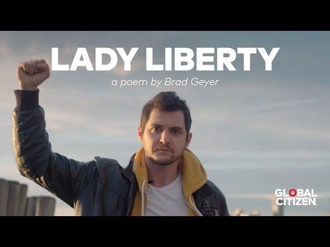 Lady Liberty: A Poem by Brad Geyer