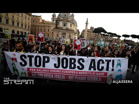 The stream - Rethinking the Italian job
