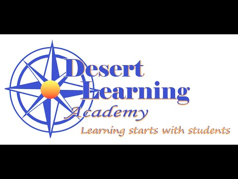 Desert Learning Academy Graduation 2020