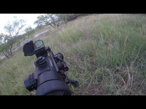 Texas Hog Hunt 2017n 4K