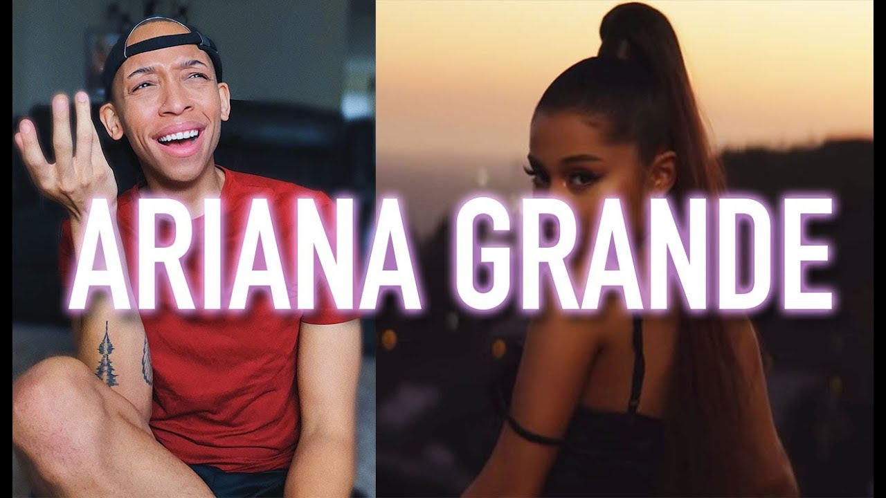Ariana Grande Breakup With Your Girlfriend Im Bored Music Video Reaction Review