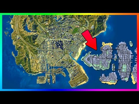 HERE'S HOW YOU CAN EXPERIENCE LIBERTY CITY IN GTA 5 - LIBERTY CITY COMING TO GTA 5 EXPLAINED!