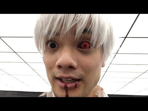 """Behind The Scenes Of """"TOKYO GHOUL"""" (RE:Anime) 