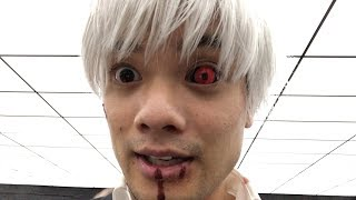 "Behind the Scenes of ""TOKYO GHOUL"" (RE:Anime) 
