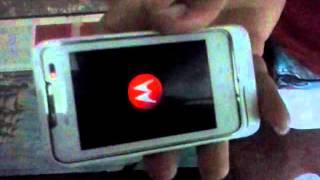 Jeito mais  facil de formatar Motorola xt 305