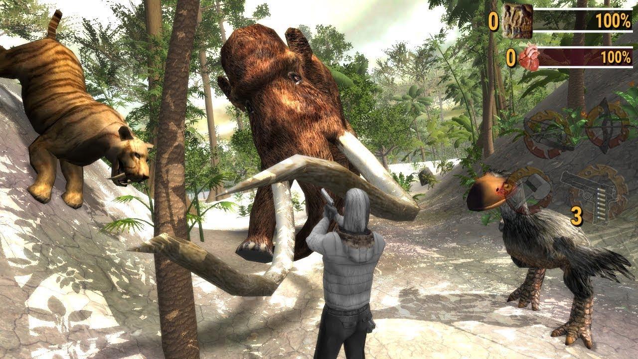 Ice Age Hunter: Online Evolution -  iPhone/iPad/Android/Kindle/Facebook/Gameroom/Mac/Windows 10