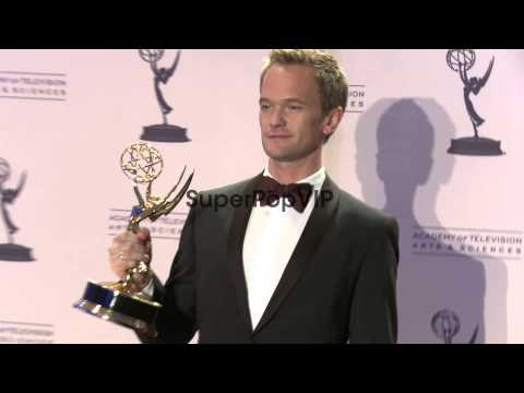 Neil Patrick Harris at 2012 Creative Arts Emmy Awards - P...