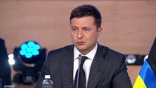 Владимир Зеленский заявил, что Украина готовится воевать с Россией.