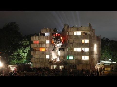 Glastonbury festival 2013: Block 9 profile