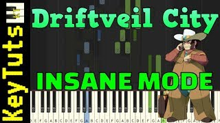 Learn To Play Driftveil City From Pokemon Black And White Insane Mode Youtube The piano before cynthia extended. play driftveil city from pokemon black