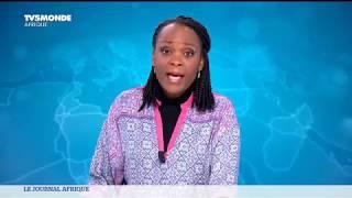 Le Journal Afrique du samedi 25 janvier 2020 sur TV5MONDE