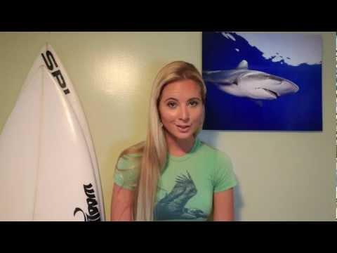 Ocean Ramsey Speaks about Sharks
