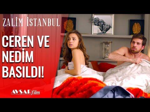 Ceren ve Nedim Yatakta Basıldı!💥 - Zalim İstanbul 25. Bölüm