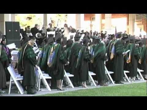 Hippocratic Oath Ceremony UCLA