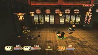 Kung fu panda El Videojuego Pc Multiplayer Gameplay