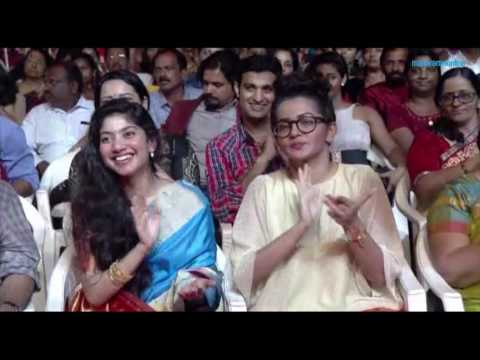 VANITHA FILM AWARDS 2016- PART 8-  Funny Vijay Yesudas- BEST MALE SINGER