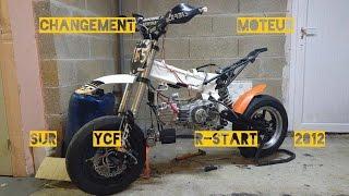 Changement moteur YCF