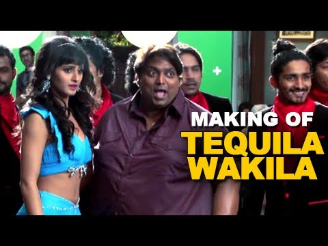 The Making Of Tequila Wakila Song | Samrat & Co | Rajeev Khandelwal