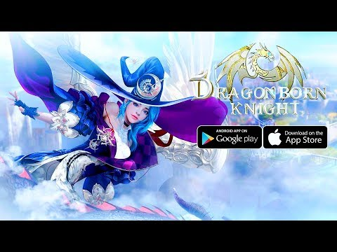 Dragonborn Knight - MMORPG Gameplay (Android/IOS)