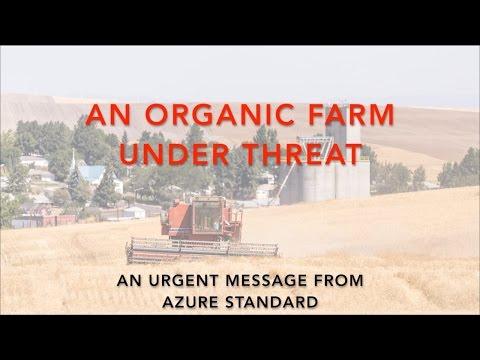 An Organic Farm Under Threat