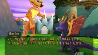 Spyro: Year of the Dragon (PSX) Longplay (117% Complete)