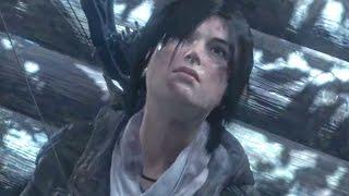 НОЧНОЙ УЖАС! #14 Rise of the Tomb Raider на русском! (HD) Новая Лара Крофт!