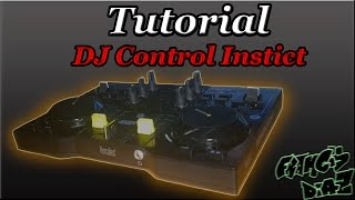 TUTORIAL | Como utilizar DJ Control Instinct ( Hercules )