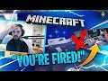 MY EDITOR GOT ME KILLED?! I FIRED HIM! (Minecraft)