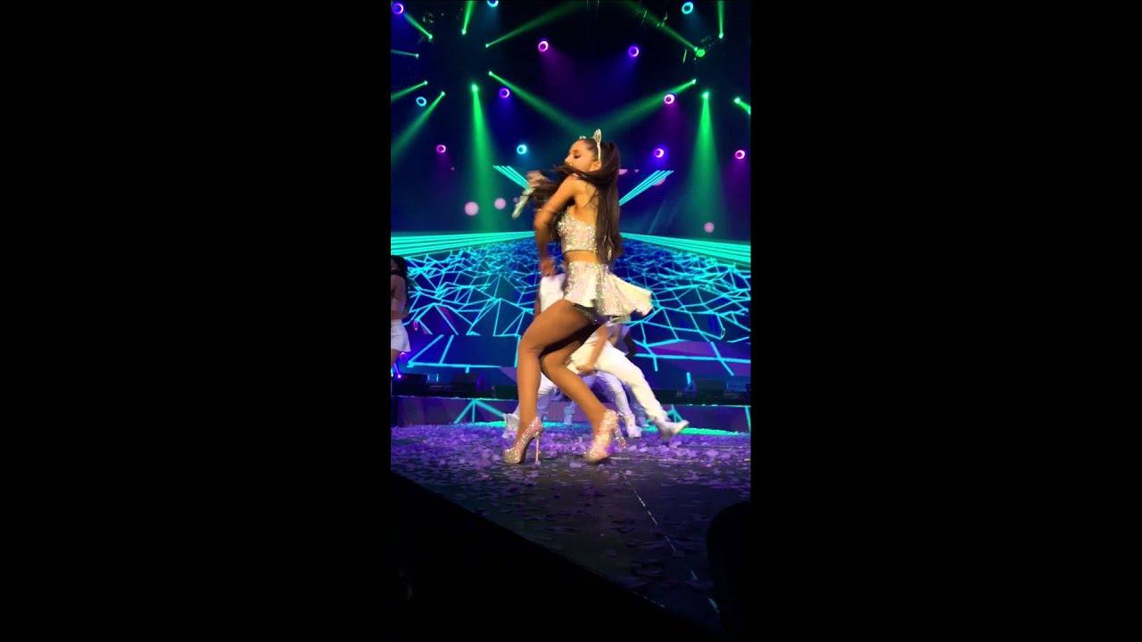 Ariana grande all my love honeymoon tour youtube