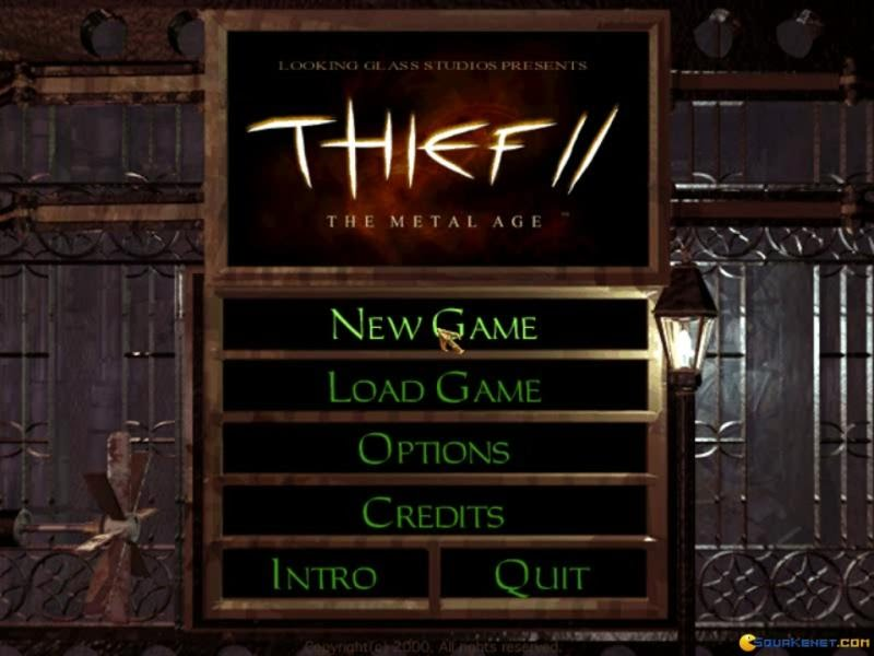 thief 2 the metal age  full version
