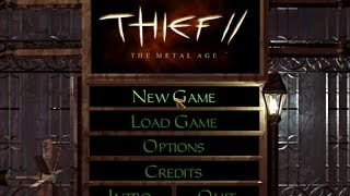 Thief 2: Metal Age gameplay (PC Game, 2000)