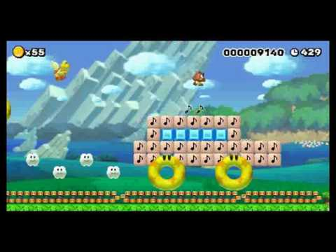 Super Mario Maker for Nintendo 3DS. M15-3. 2.ª medalla