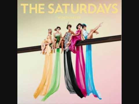 The Saturdays - One Shot -NEW ALBUM-