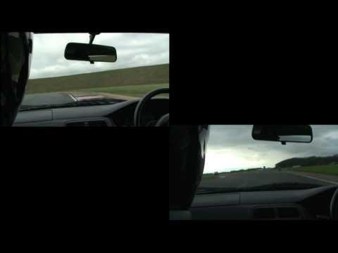 Bedford  Autodrome Trackday Spins