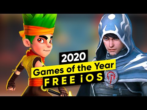 2021 Games of the year freeiso