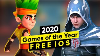 10 Best Free iΟS Games of 2020 | Mobile Games of the Year
