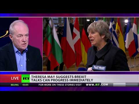 """Lilley on Brexit talks: """"It's time we responded to EU in kind"""""""