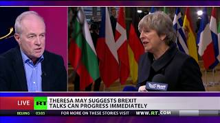 "Lilley on Brexit talks: ""It's time we responded to EU in kind"""