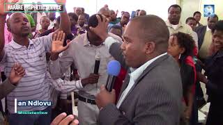 Life Transforming Prophecies in Harare by Pastor Ian Ndlovu