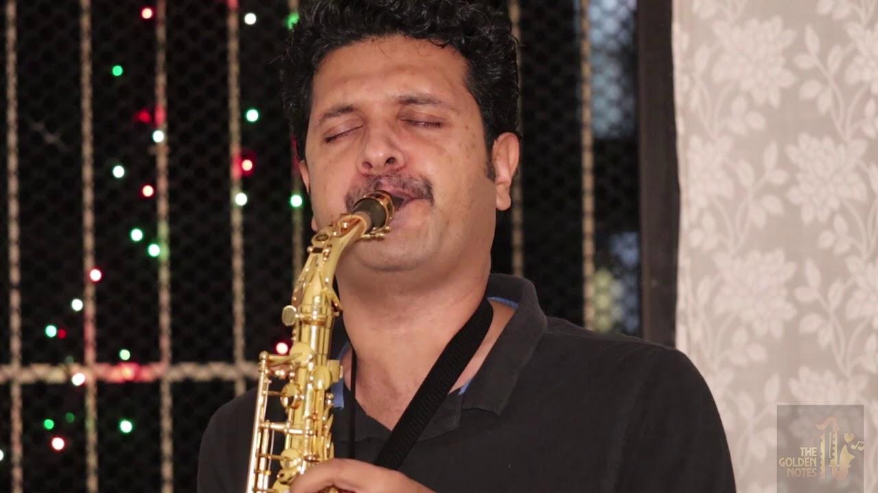 Chingari Koi Bhadke-Saxophone- CA Sachin Jain- The Golden Notes- RD Burman