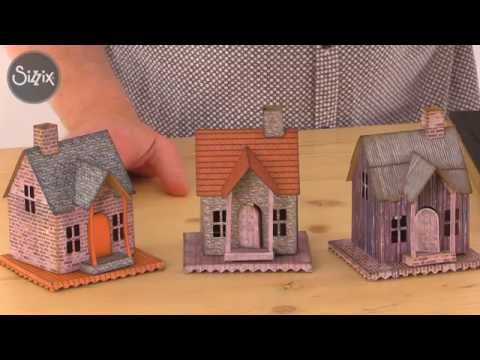Tim Holtz Village Dwelling Make