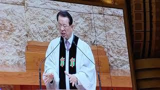 김삼환목사, YS 재직시 조찬기도회 설교