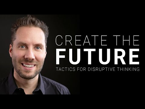 HOW TO MAKE INNOVATION & CHANGE HAPPEN: Innovation Keynote Speaker Jeremy Gutsche on How to Innovate