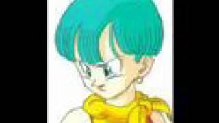 Bulma & Vegeta - Fico assim sem você