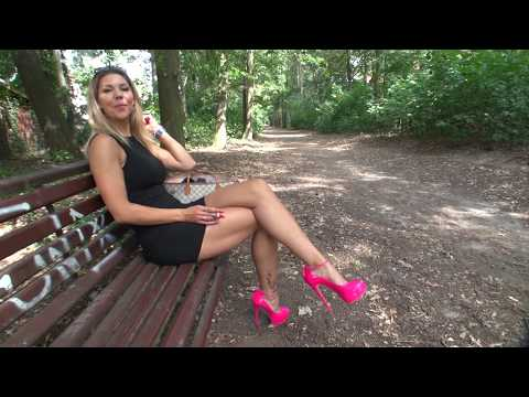 Masha's pointed toe high heels Gianmarco Lorenzi boots Size 36 without zipper from YouTube · Duration:  4 minutes 3 seconds