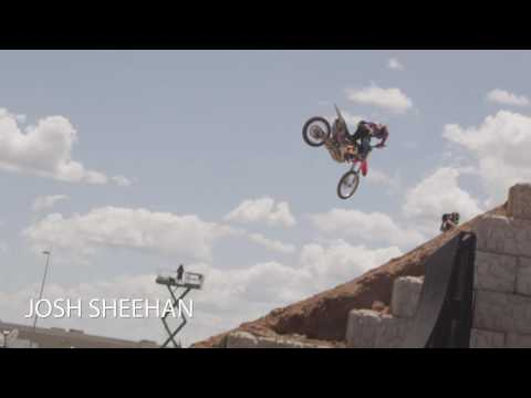 2016 X-Games Moto-X Best Trick & Quarter Pipe Highlights