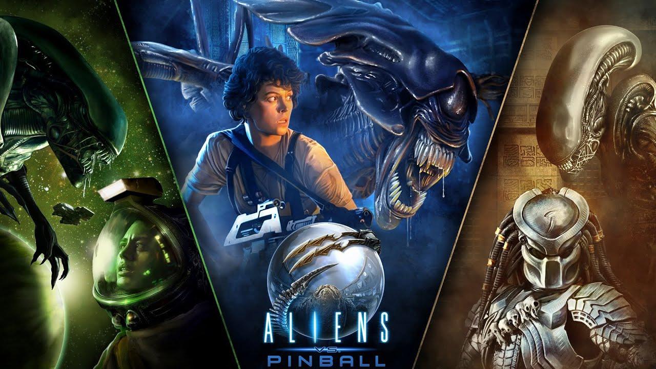 Android vs alien - 4 2