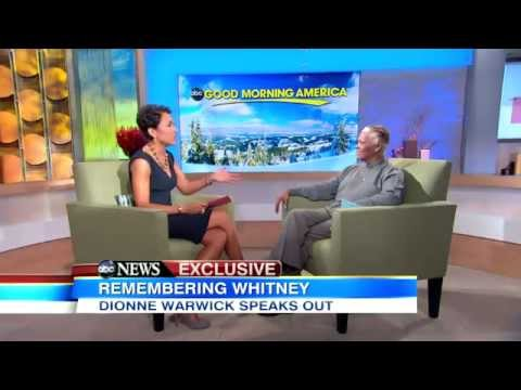 Dionne Warwick speaks about Whitney Houston's passing | ABC Good Morning America | 3.8.2012