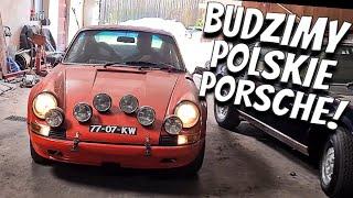 Budzimy Polskie Porsche do życia!   Polskie Porsche 99