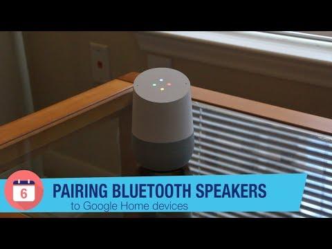 google-home-tips:-pairing-bluetooth-speakers